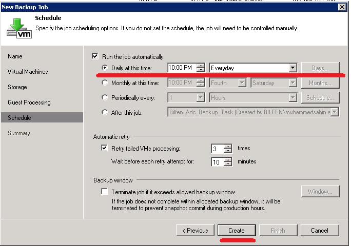 Veeam Backup & Replication 8.0 Kurulum ve Yönetimi