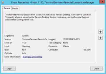 Server 2012'de Event ID:1130 Sorunu Nasıl Çözülür ? #Troubleshooting