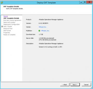 VRealize Operation Manager 6.4 Nedir?