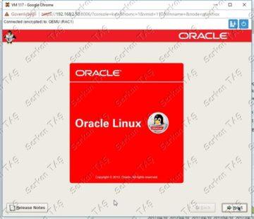 Oracle Enterprise Linux 5.8 kurulumu nasıl yapılır?