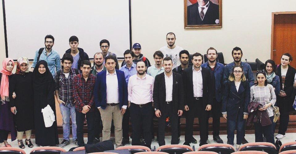 2 Mayıs – Technology Talk Show – İstanbul Üniversitesi
