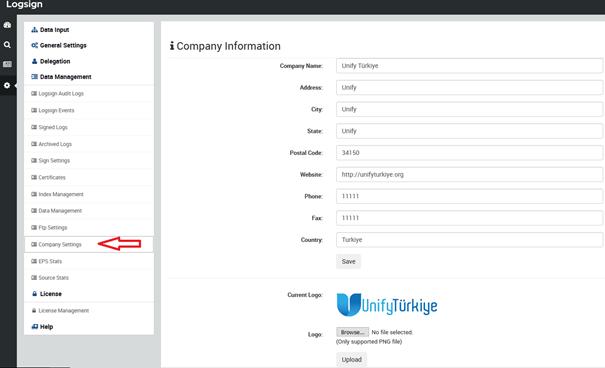 Logsign Raporları e-mail ile nasıl takip edilir?