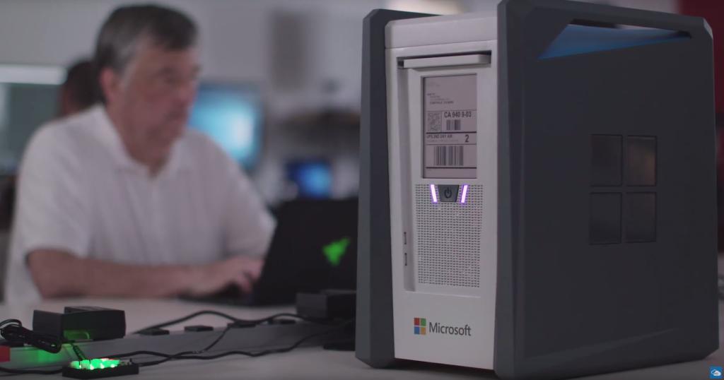 Azure Data Box nedir, ne yapar?
