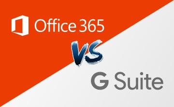 Office 365 vs Google Apps (G-Suite) Genel Özellikleri ve Karşılaştırma