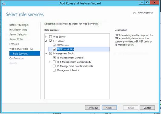 Microsoft Windows Server üzerinde FTP Server nasıl kurulur?