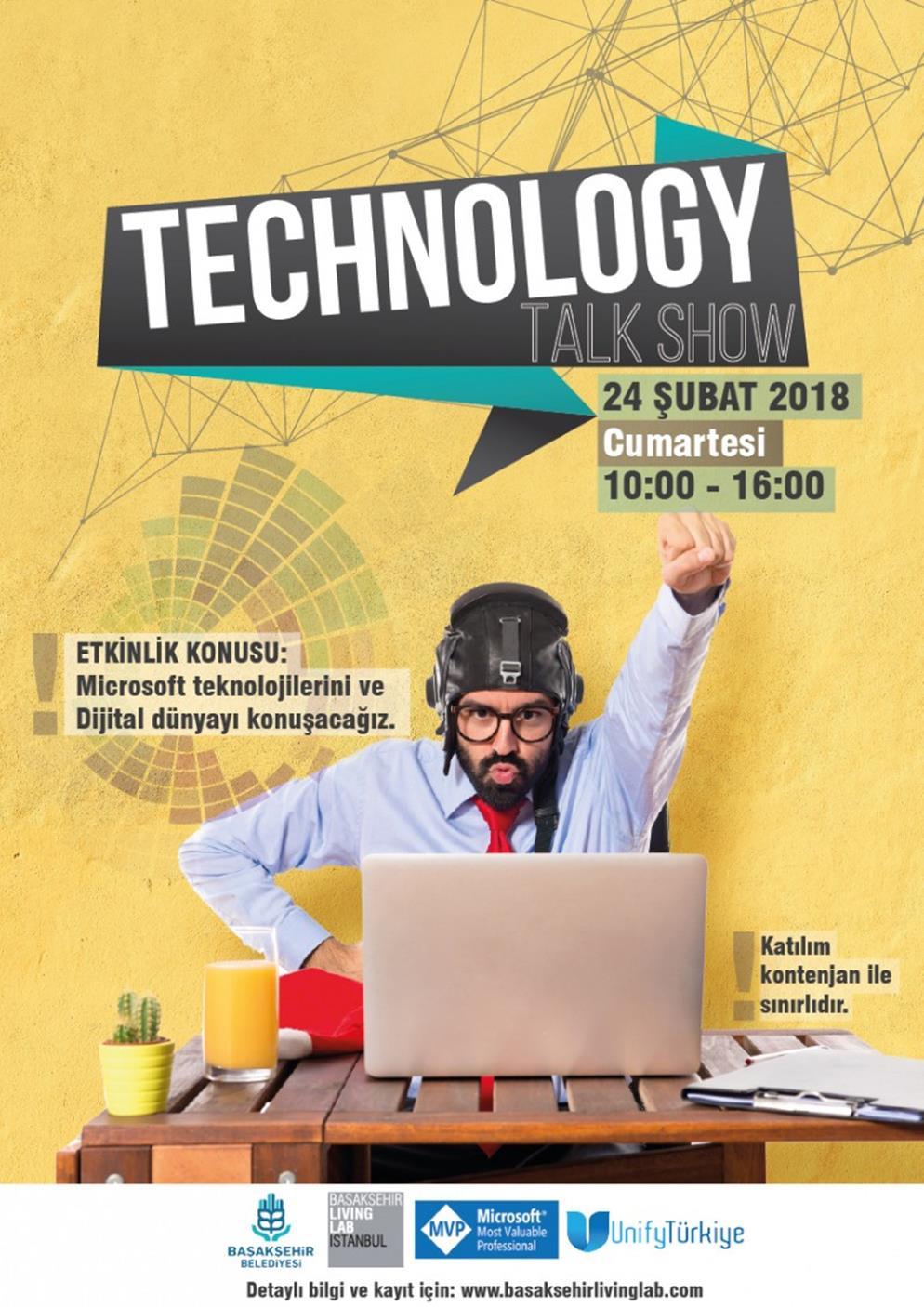 24 Şubat – Başakşehir Living Lab Etkinliğine davetlisiniz.