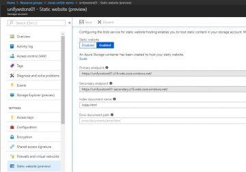 HTML sayfalarınızı Microsoft Azure'da barındırın!