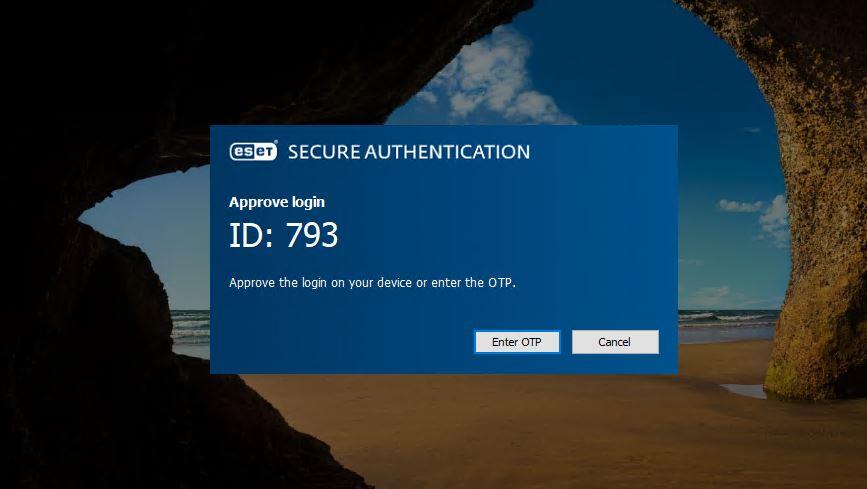 ESET Secure Authentication'a bakalım.