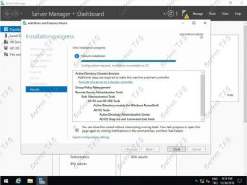 Windows Server 2019'da Active Directory nasıl kurulur?