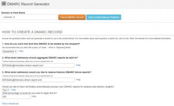 Office 365 DMARC Kaydı Nasıl Yapılır?