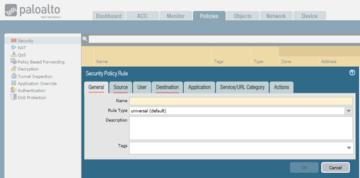 PaloAlto Firewall'da NAT nasıl yapılır?